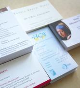 •visitekaartjes
